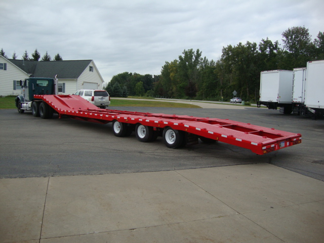 Picture of 1997  53' Drop Deck Trailer truck for sale