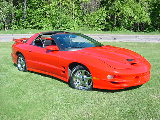 2002 pontiac trans am for sale at ellenbaum truck sales. Black Bedroom Furniture Sets. Home Design Ideas