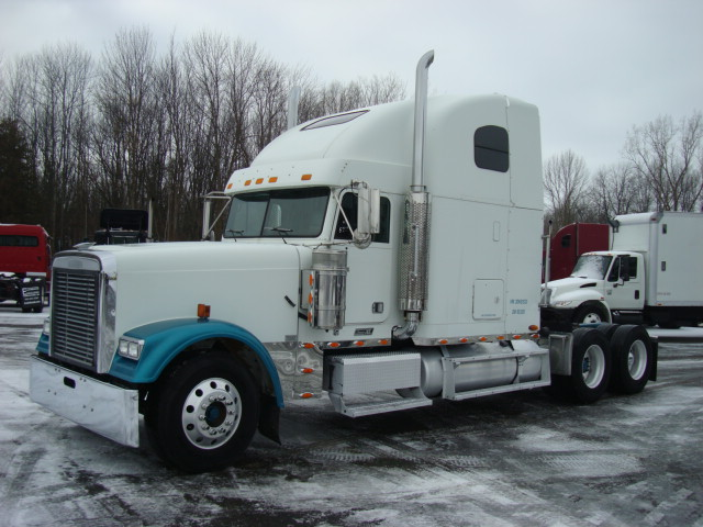 Picture of 2003 Freightliner Classic XL Wrecker truck for sale