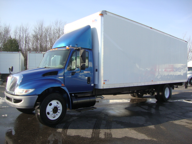 Picture of 2010 International 4300 truck for sale