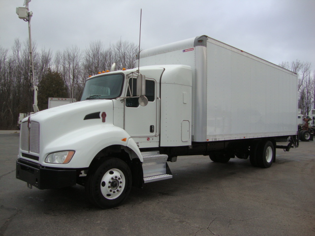 Picture of 2012  Kenworth T4 truck for sale