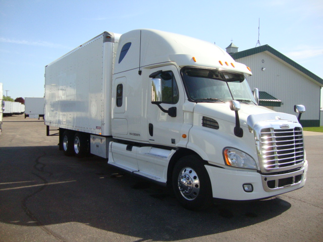 Picture of 2012 Freightliner Cascadia truck for sale