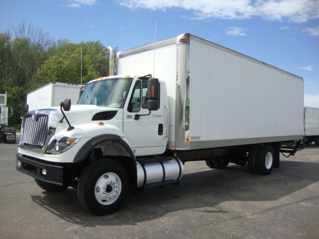 Picture of 2010 International Work Star truck for sale