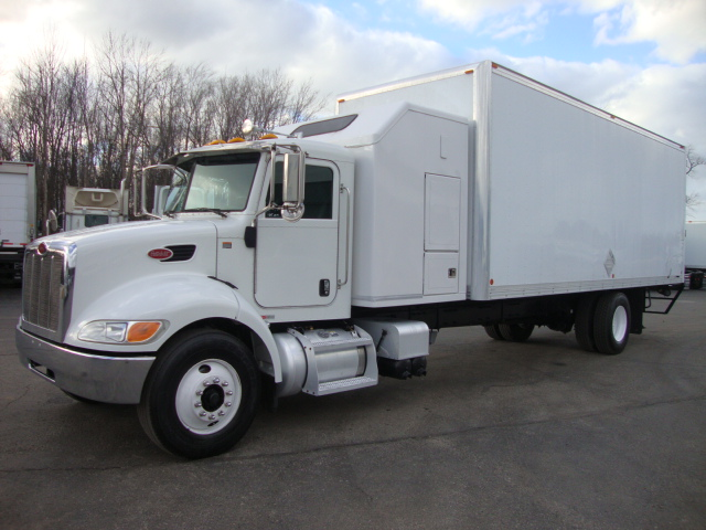 Picture of 2012 Peterbilt 337 truck for sale