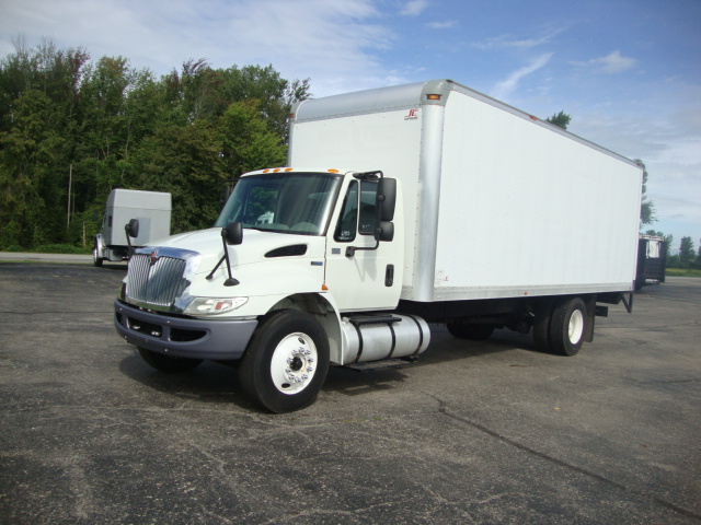 Picture of 2012 International 4300 truck for sale