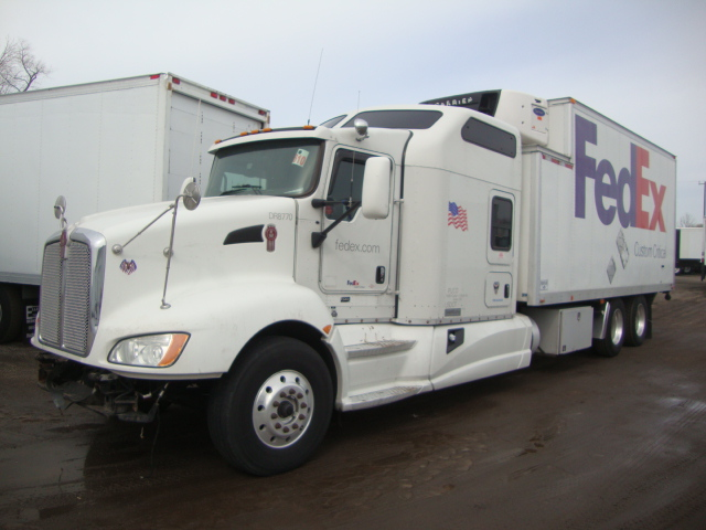 Picture of 2011  Kenworth T660 truck for sale