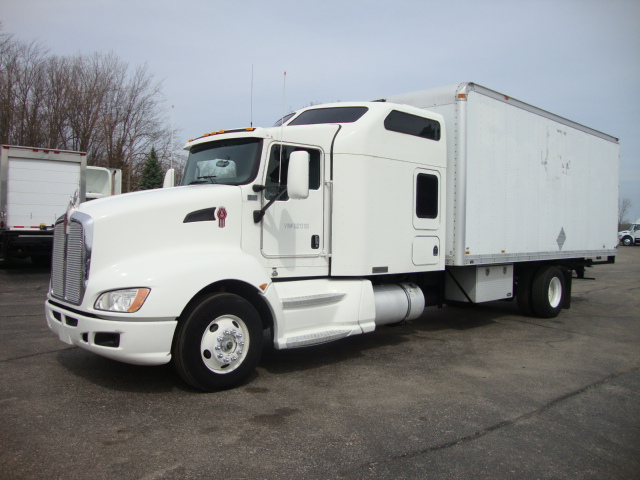 Picture of 2008  Kenworth T660 truck for sale