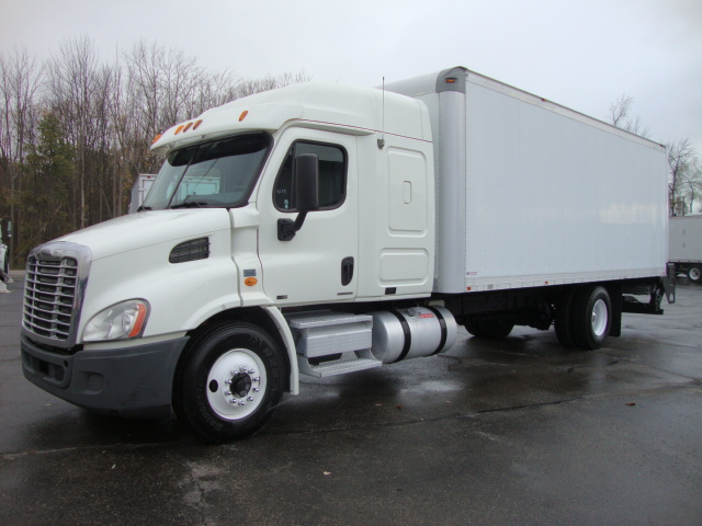 Picture of 2010 Freightliner Cascadia truck for sale