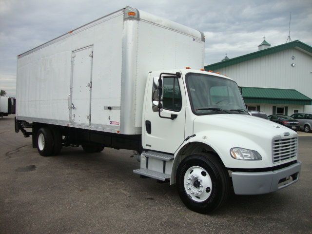 Picture of 2008 Freightliner M2  106 truck for sale