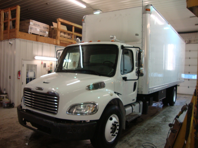 Picture of 2011 Freightliner M2 truck for sale