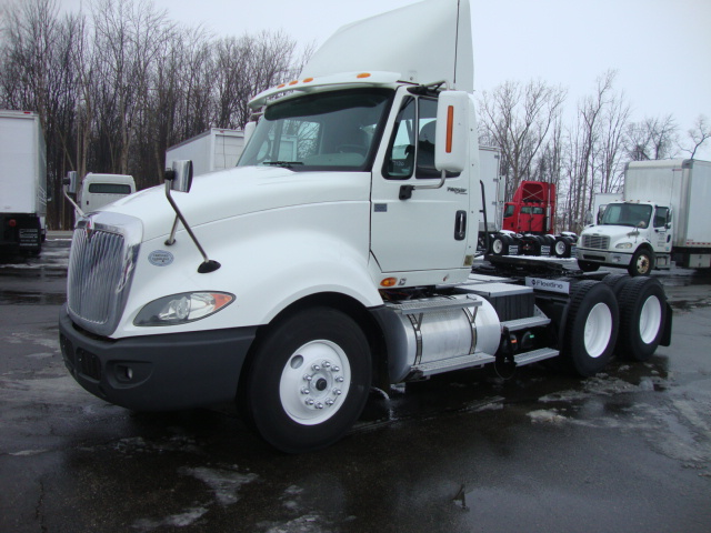 Picture of 2009 International Pro Star truck for sale