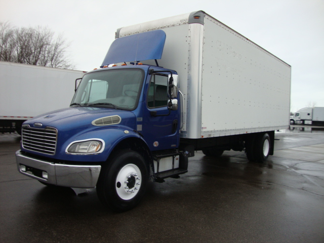 Picture of 2011 Freightliner M2 106 truck for sale
