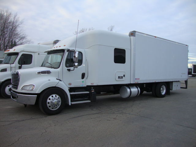 Picture of 2013 Freightliner M2 102 truck for sale