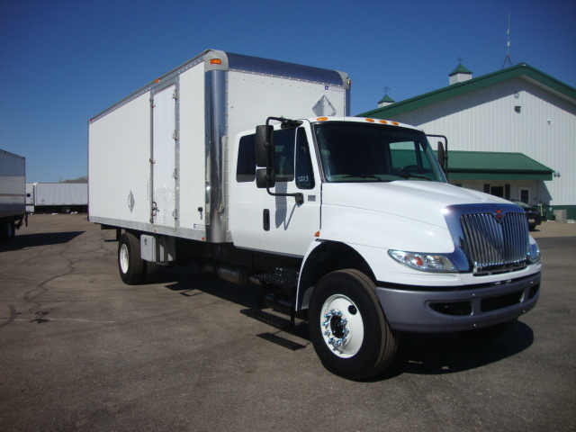 Picture of 2015 International 4300 truck for sale