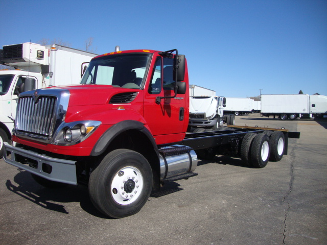 Picture of 2009 International 7600 truck for sale