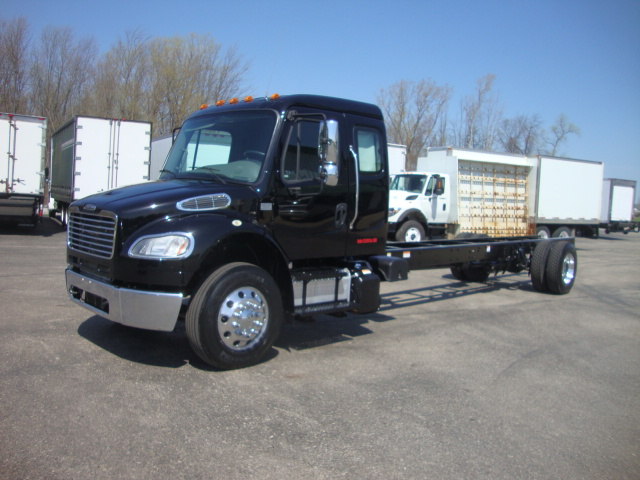 Picture of 2014 Freightliner M2 truck for sale