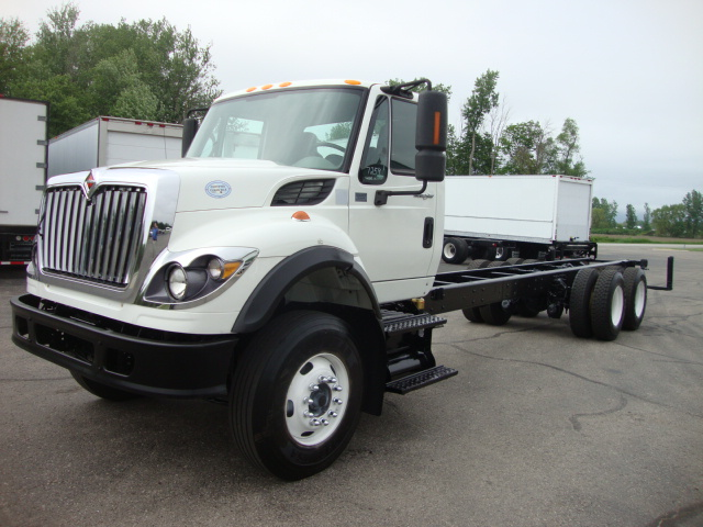 Picture of 2008 International 7600 truck for sale