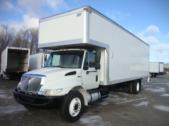 Picture of 2014 International 4300 truck for sale