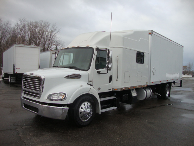 Picture of 2012 Freightliner M2 112 truck for sale